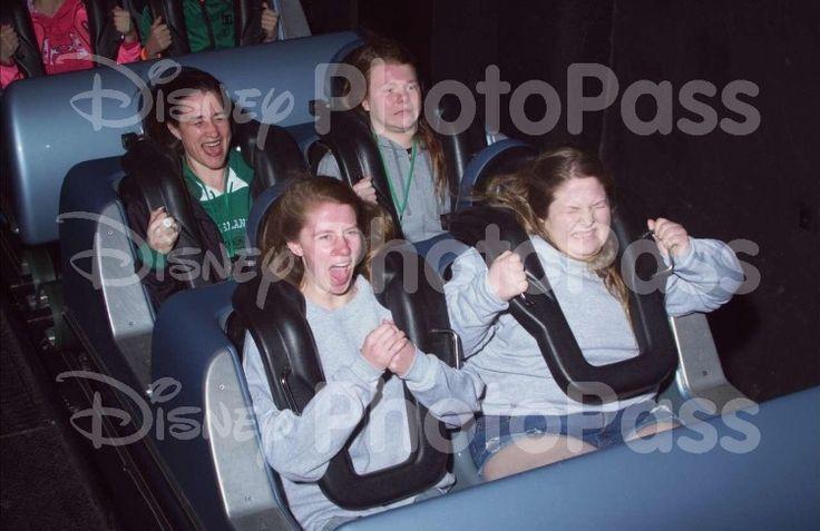 Rockin Rollercoaster~Band trip to Disney World