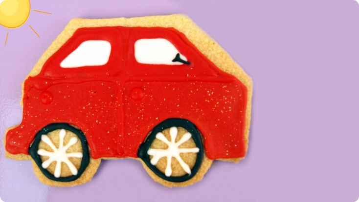 car biscuit