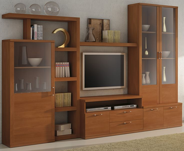 13 best muebles para televisores images on pinterest tv for Room muebles