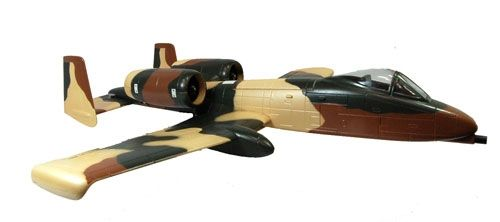 A-10 Warthog 64mm 5CH EDF Twin Rc Jet - 2.4GHz -  Now for sale - nu te koop