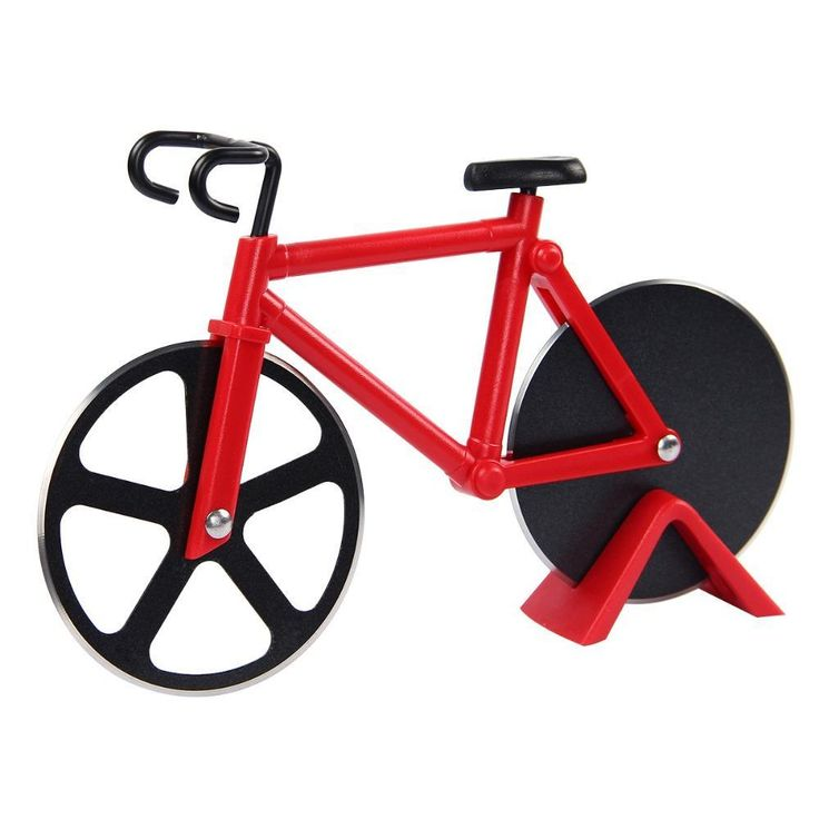 Bicycle Roller Pizza Cutter
