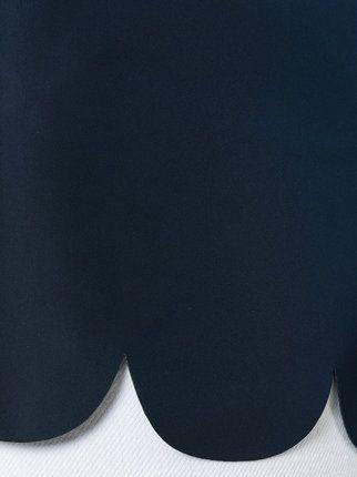 Image result for scallop hem jacket