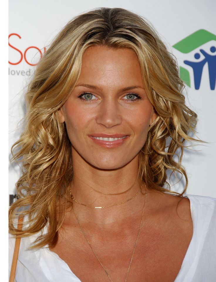 Natasha Henstridge...all of her features are ideal, lets get real...