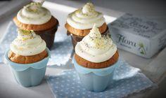 Τα αγαπημένα σας Cupcake λεμονιού με μία πανεύκολη συνταγή!