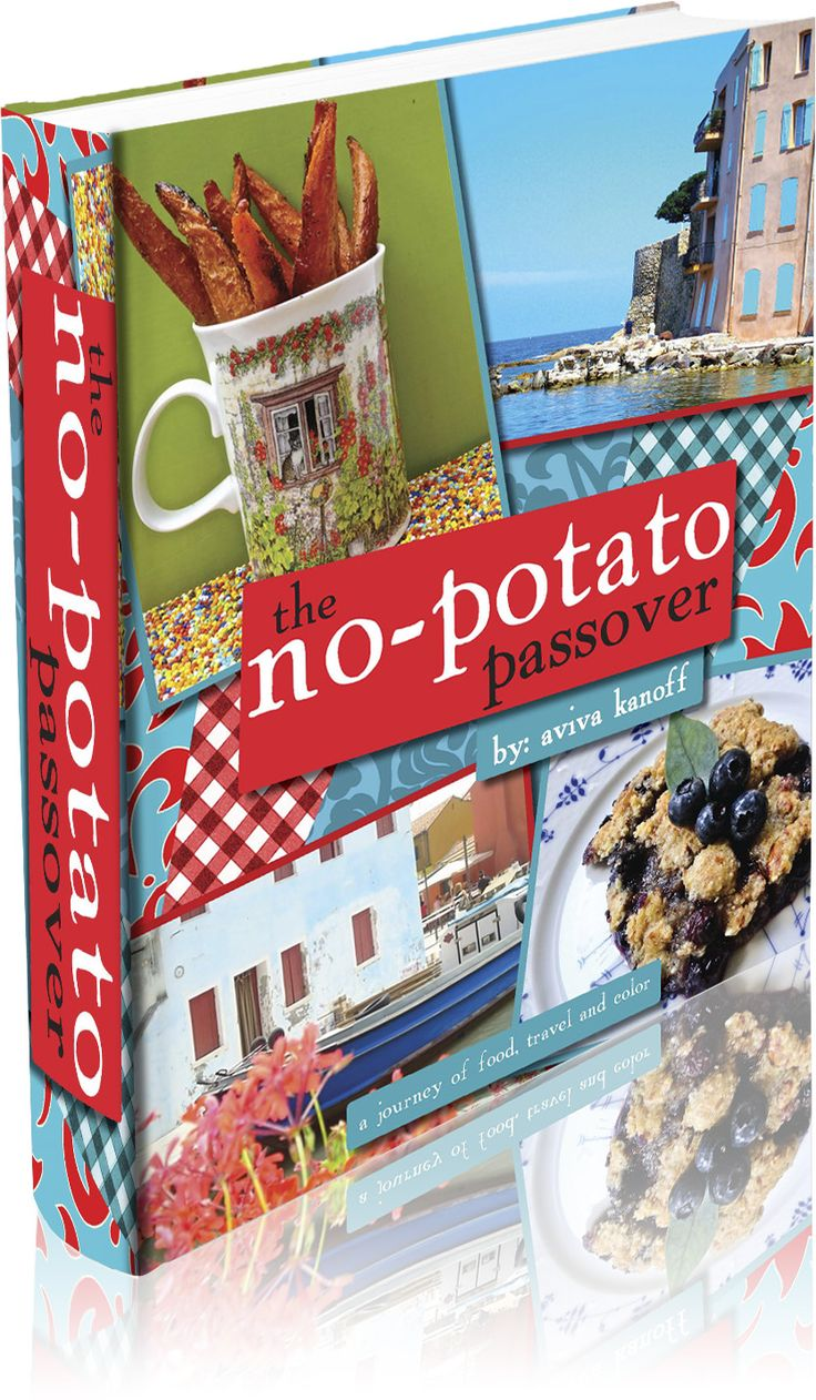 Win this brand new Pesach Cookbook: No Potato Passover by Aviva Kanoff by clicking here:  http://yeahthatskosher.com/2012/02/contest-win-a-copy-of-the-new-pesach-cookbook-no-potato-passover-by-aviva-kanoff/