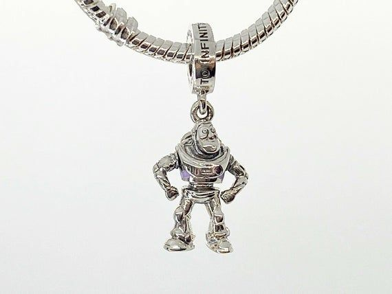 Authentic Pandora Charm Disney Toy Story Buzz Lightyear