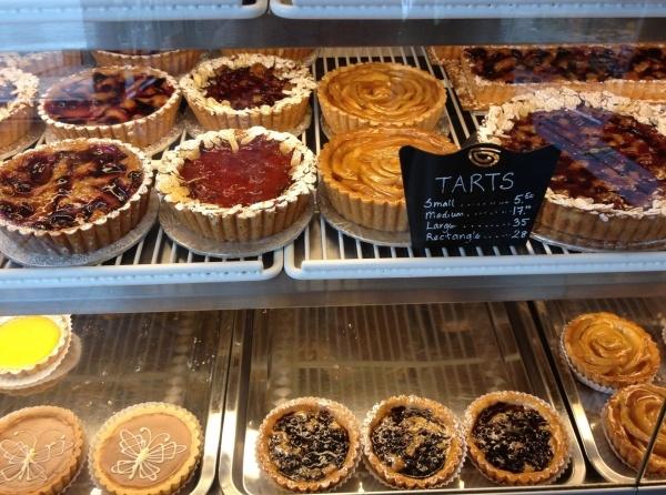 My absolute favorite french dessert shop in Toronto, Frangipane (Fran-ji-Pan)