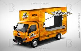 Image result for modelos de carros de comida rapida