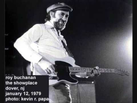 "Roy Buchanan - ""Suzie Q"""