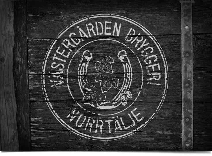 Västergården Bryggeri, Logo