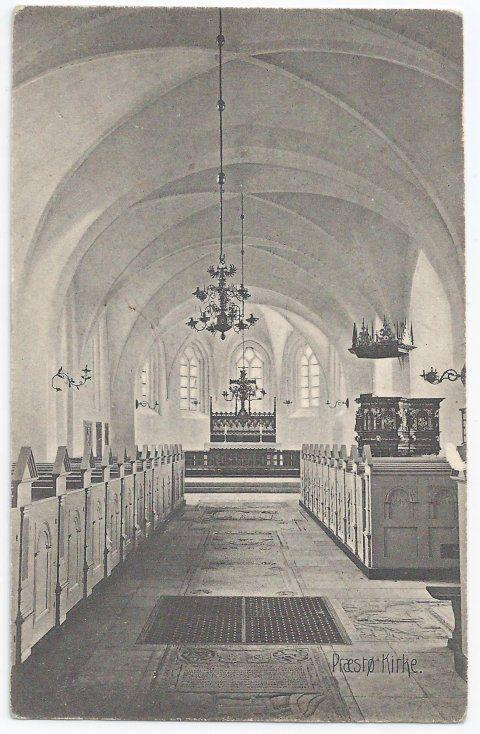 Præstø kirke #praestoe