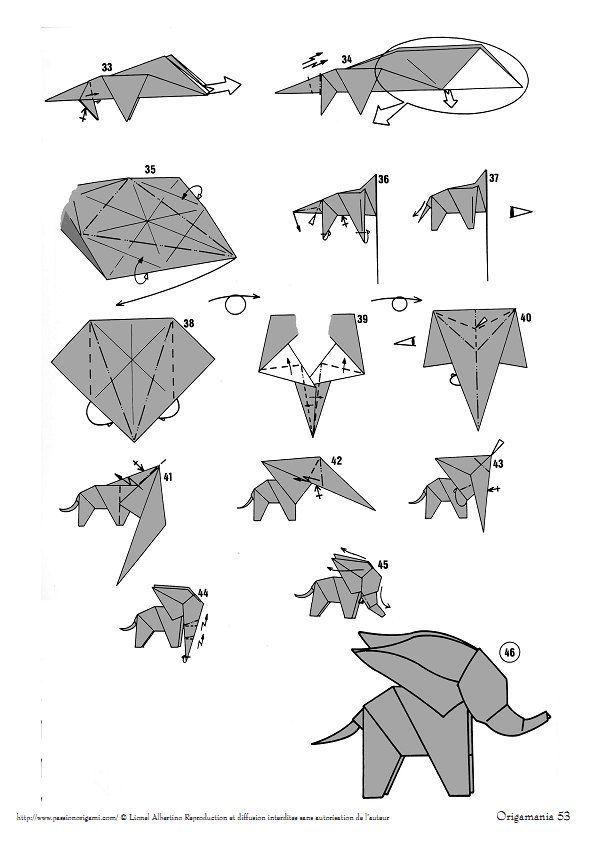 Прикольные оригами из бумаги картинки, смешные новым