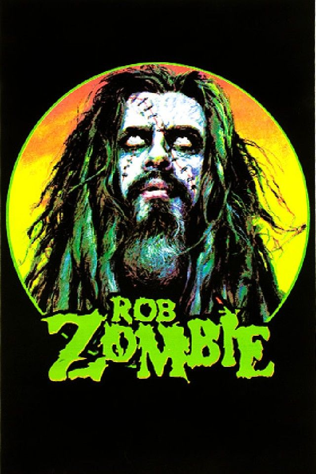 """rob zombie   I love """"Dragula"""" and """"More Human than Human"""". The only songs and things about this guy."""