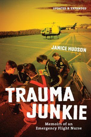 Trauma Junkie: Memoirs of an Emergency Flight Nurse  This was one of my favorite books at our public library. Only book that I've actually read 6 times