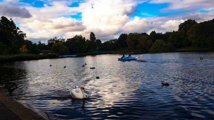 Reagents park, London