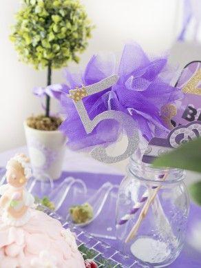 ディズニーキッズの「小さなプリンセスソフィア」をテーマにした誕生日会♡