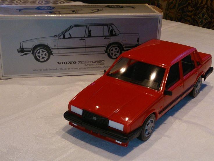 Volvo 740 TURBO Intercooler-88 på Tradera.com - Övriga leksaksbilar och
