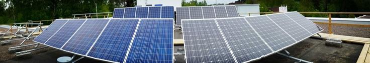 Metropolia MetroSol Solar laboratory in Leppävaara, Espoo Campus: http://ambassadorofenergy.wordpress.com/2013/05/21/top-4-reasons-why-the-new-metropolia-metrosol-solar-laboratory-is-so-awesome/