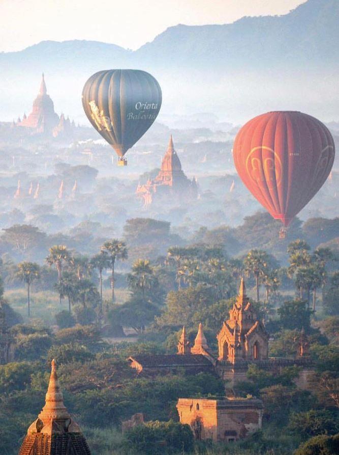 Bagan, (Burma) Myanmar