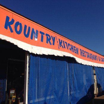 Kountry Kitchen - Front of the restaurant - Kapaa, HI, United States