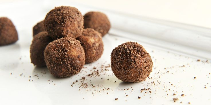 James Sommerin presents an interesting truffle recipe, containing tonka bean