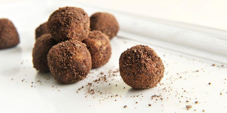 James Sommerin presents an interesting truffle recipe, containing tonka bean