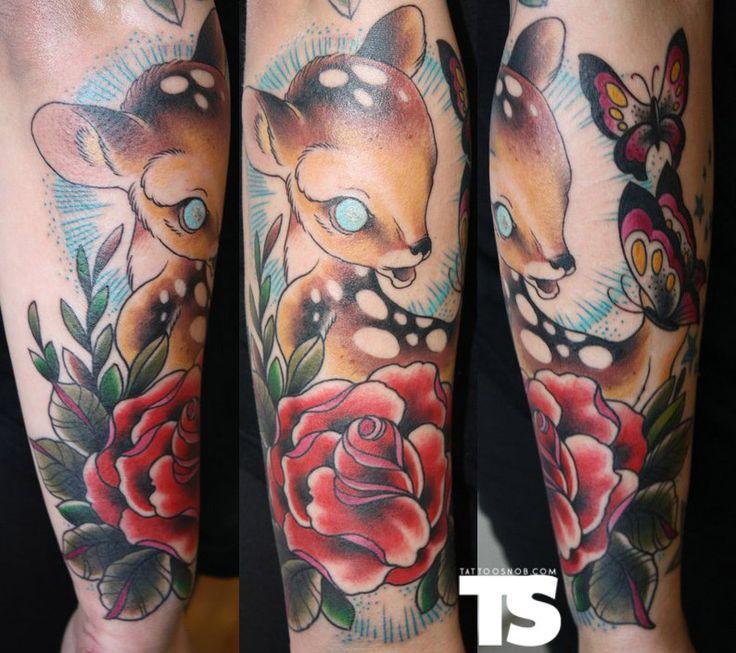 46 best vintage deer tattoos images on pinterest deer antler tattoos deer tattoo and stag tattoo. Black Bedroom Furniture Sets. Home Design Ideas
