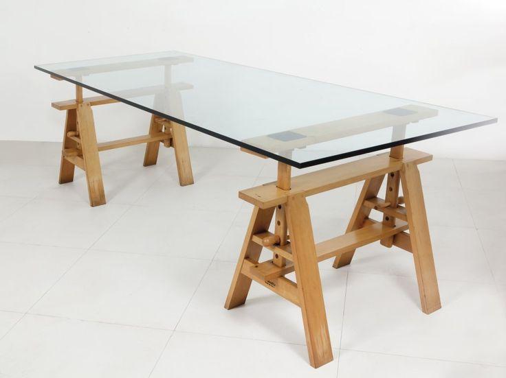 Oltre 25 fantastiche idee su tavolo di cristallo su - Tavolo castiglioni ...