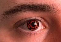 Madara Sharingan Eye Contact Lenses