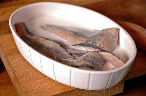 Форшмак рецепт приготовления пошаговый с фото