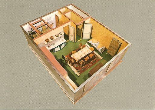 Anne Frank House Diagram   Car Interior Design