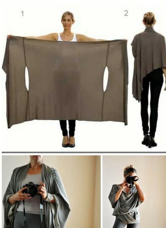 wrap shawl cardigan