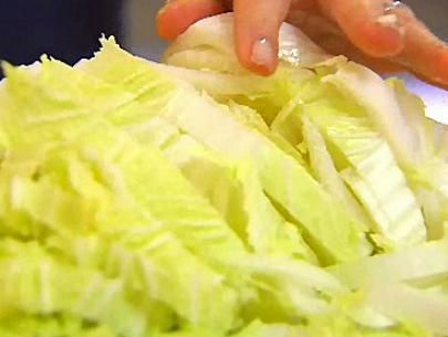 Ellie's Stir-Fry Cabbage #Veggies #MyPlate #StirFry: Food Network, Chinese Cabbage, Cabbage Recipes, Cabbages Recipes, Side Dishes, Stir Fries Cabbages, Ellie Krieger, Napa Cabbage, Stir Fry