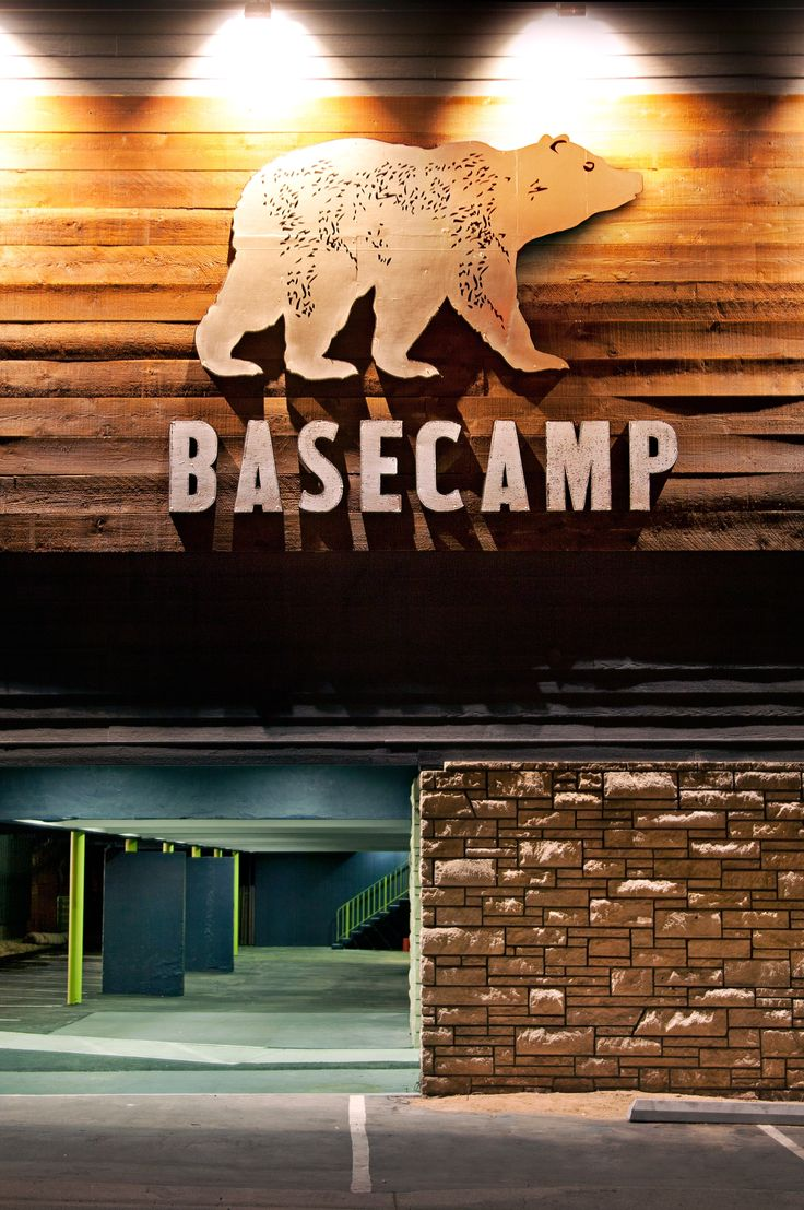 The hip folks behind Basecamp converted two 1950s motels into this cool South Tahoe stay.