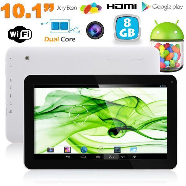 Tablette tactile 10 pouces Android Jelly Bean 4.2 Dual Core 1.3GHz. http://www.yonis-shop.com/tablette-tactile-10-pouces/2031-tablette-tactile-10-pouces-android-jelly-bean-4-2-dual-core-1-3ghz-8-go.html