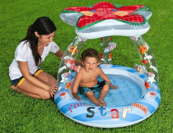 The 25 Best Inflatable Baby Pool Ideas On Pinterest Ball Pit For Babies Blow Up Pool And