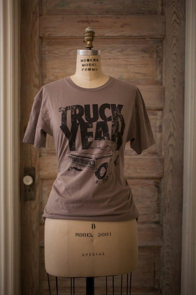 Truck Yeah T-Shirt on BourbonandBoots.com