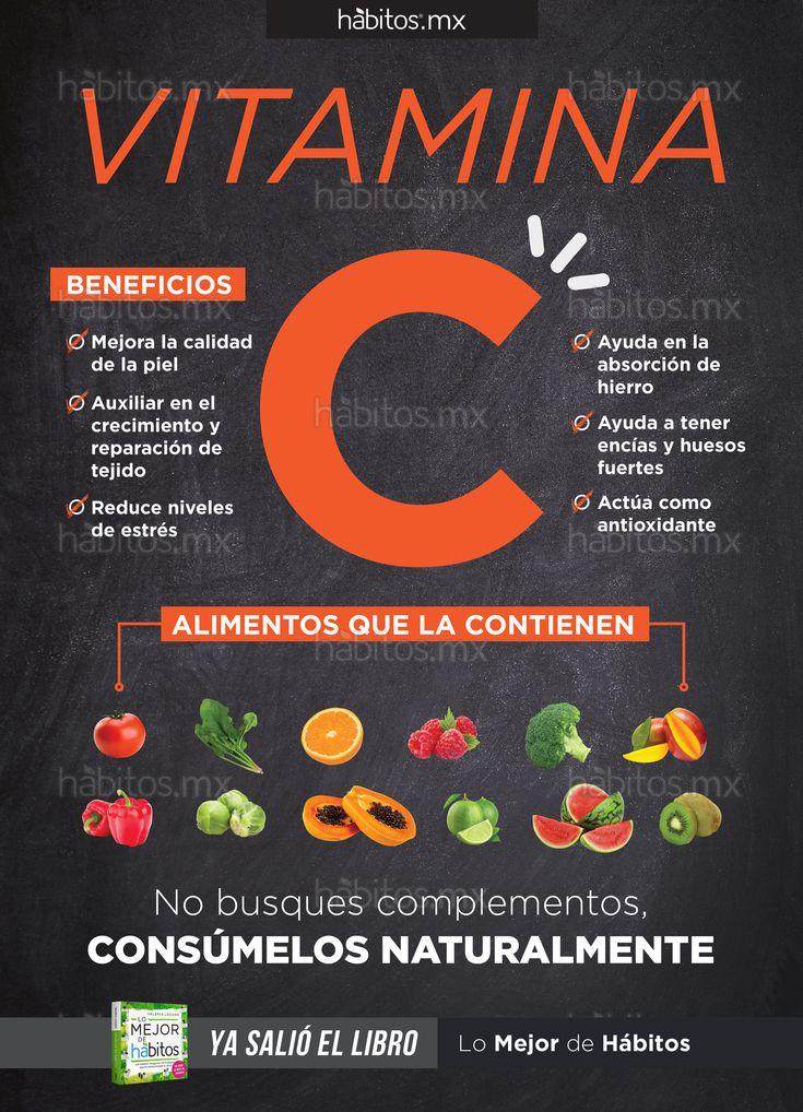 Hábitos Health Coaching   VITAMINA C – Nutrición y salud integral