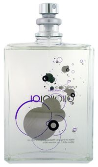 Molecule 01 is a woody, floral musk for men or women. Sounds neat!