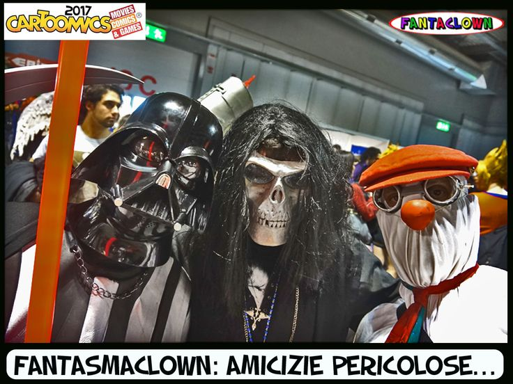 Fantasmaclown Pericolose