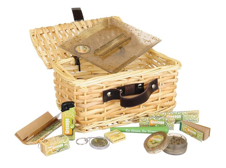 Greengo Gift Basket