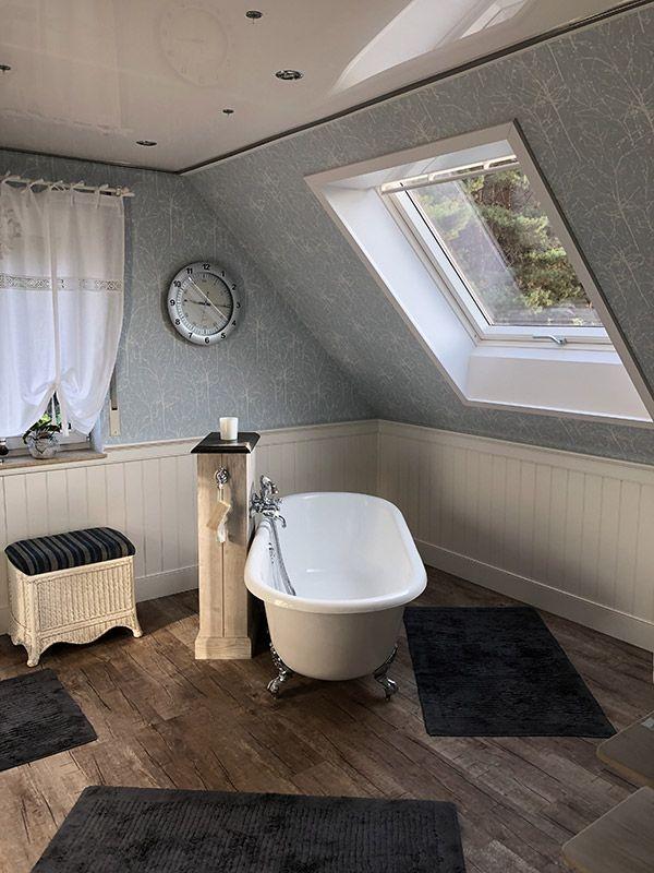 Badezimmer Wandpaneele Bad