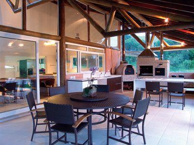 projeto varanda gourmet casa com fogão a lenha - Pesquisa Google