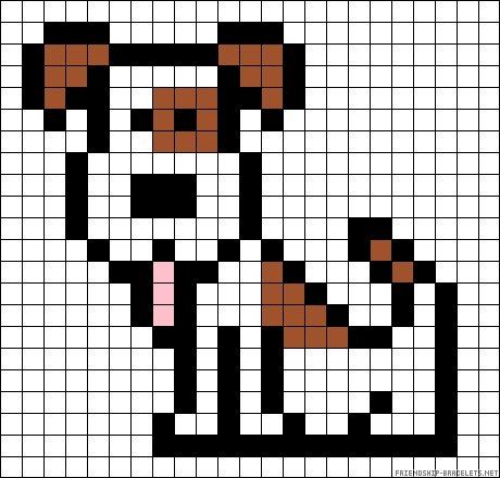 Puppy dog craft graph