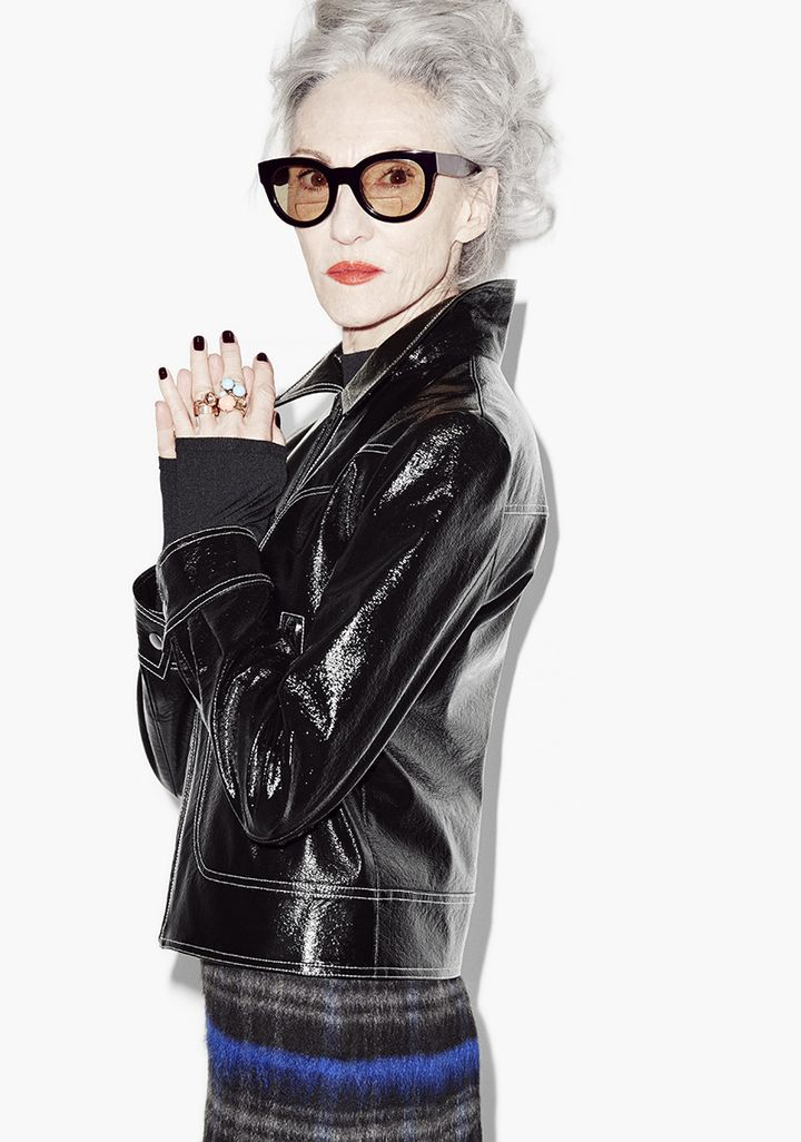 Le #style n'a pas d'âge. #Kooples #france #french #fashion #mode #foreveryoung #swag.