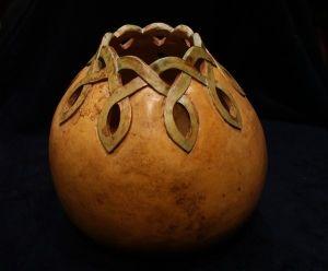 judy richie gourds art - Google Search