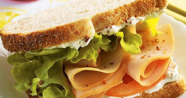 Aprenda a preparar a receita de Sanduíche de Verão