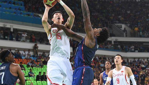Zhou Qi s'engage pour quatre ans aux Rockets -  Les Rockets n'ont pas de temps à perdre. Après avoir attiré Chris Paul puis mis la main sur P.J. Tucker, les Texans ont ainsi fait signer un contrat de quatre… Lire la suite»  http://www.basketusa.com/wp-content/uploads/2017/07/zhou-qi-570x325.jpg - Par http://www.78682homes.com/zhou-qi-sengage-pour-quatre-ans-aux-rockets homms2013 sur 78682 homes #Basket