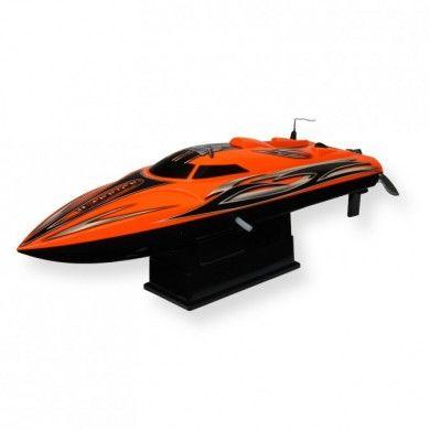 Motorówka Offshore Lite Warrior V3 cenionego producenta łodzi nie tylko wyścigowych Joysway. Model ten został wyposażony w mocny i wydajny silnik szczotkowy klasy 390 chłodzony wodą. Opis, dane techniczne, komentarze oraz film Video znajdziesz na naszej stronie, nie ma jeszcze komentarzy, to czemu nie zostawisz swojego:)