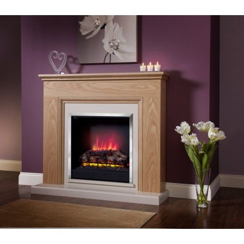 1000 ideas about electric fireplace suites on pinterest fireplace suites electric fireplaces - Fireplace finish ideas ...